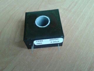 Фото 6. датчик тока ТП102 с выводами под пайку